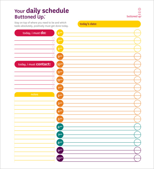 Daily Schedule Templates, Excel Daily Schedule Templates, Daily Schedule Templates Printable, Daily Schedule Templates Excel, Daily Schedule Templates Word, Daily Schedule Templates PDF, Daily Work Schedule Templates