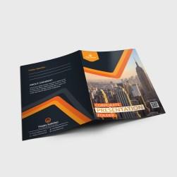 EPS Printable Presentation Folder