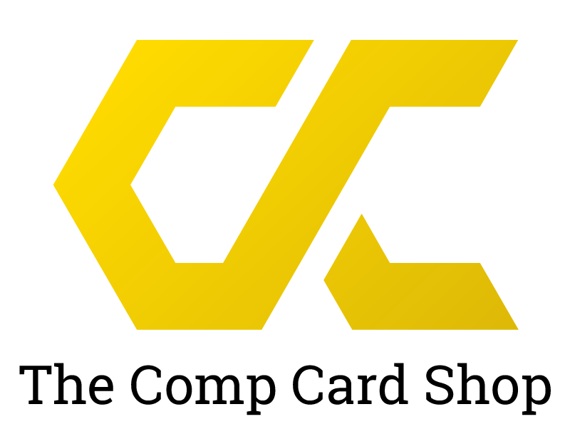 The Comp Card Shop Logo