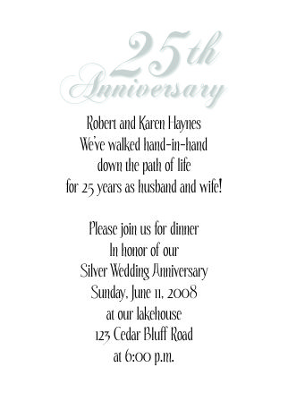 50th Wedding Anniversary Save The Date Cards Invitations