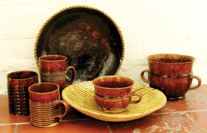 17th & 18th Century Domestic Pottery