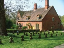 Old Hall of the Knights Templar, Temple Balsall