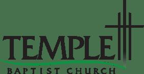 Temple Baptist Church - Great Falls, MT Logo