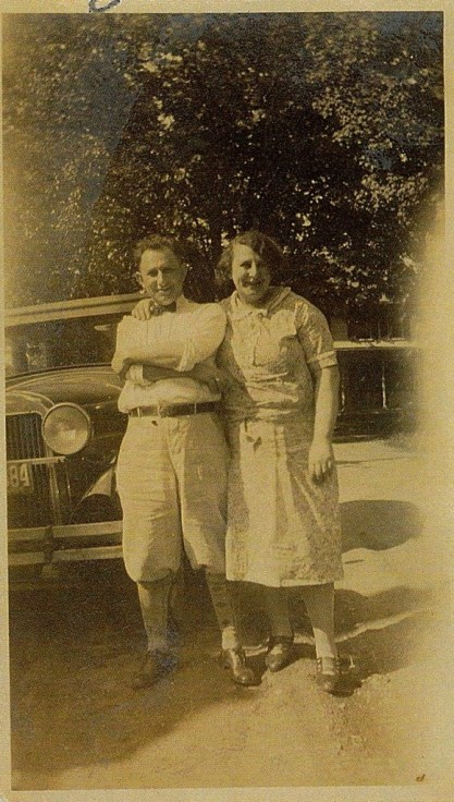 Nathan and Dora Blumenthal 1930s