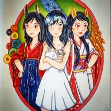Natsuki and Avatars