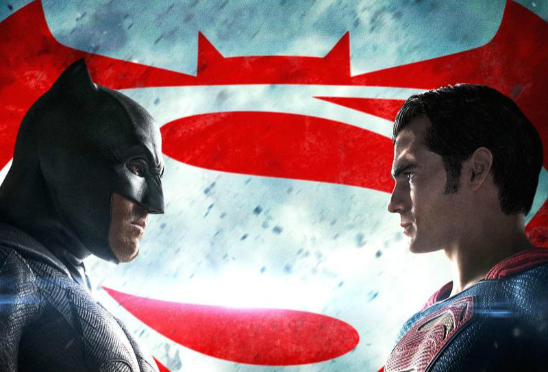 BATMAN V SUPERMAN:DAWN OF JUSTICE REVIEW