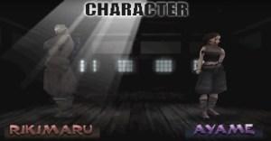 tenchu characters