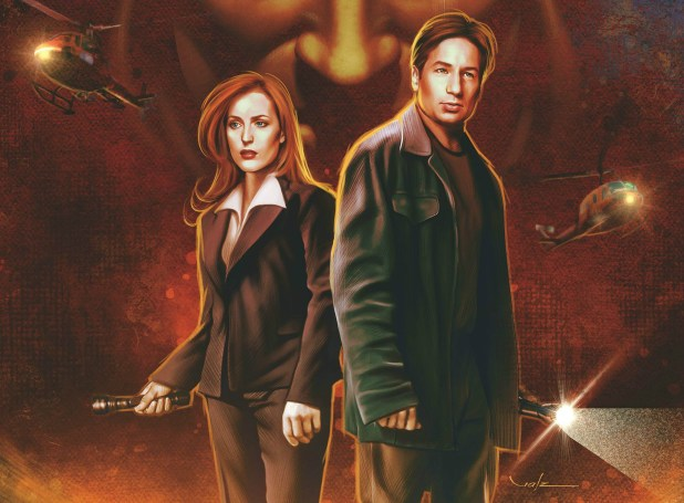 X Files Season 10 Comics (4)