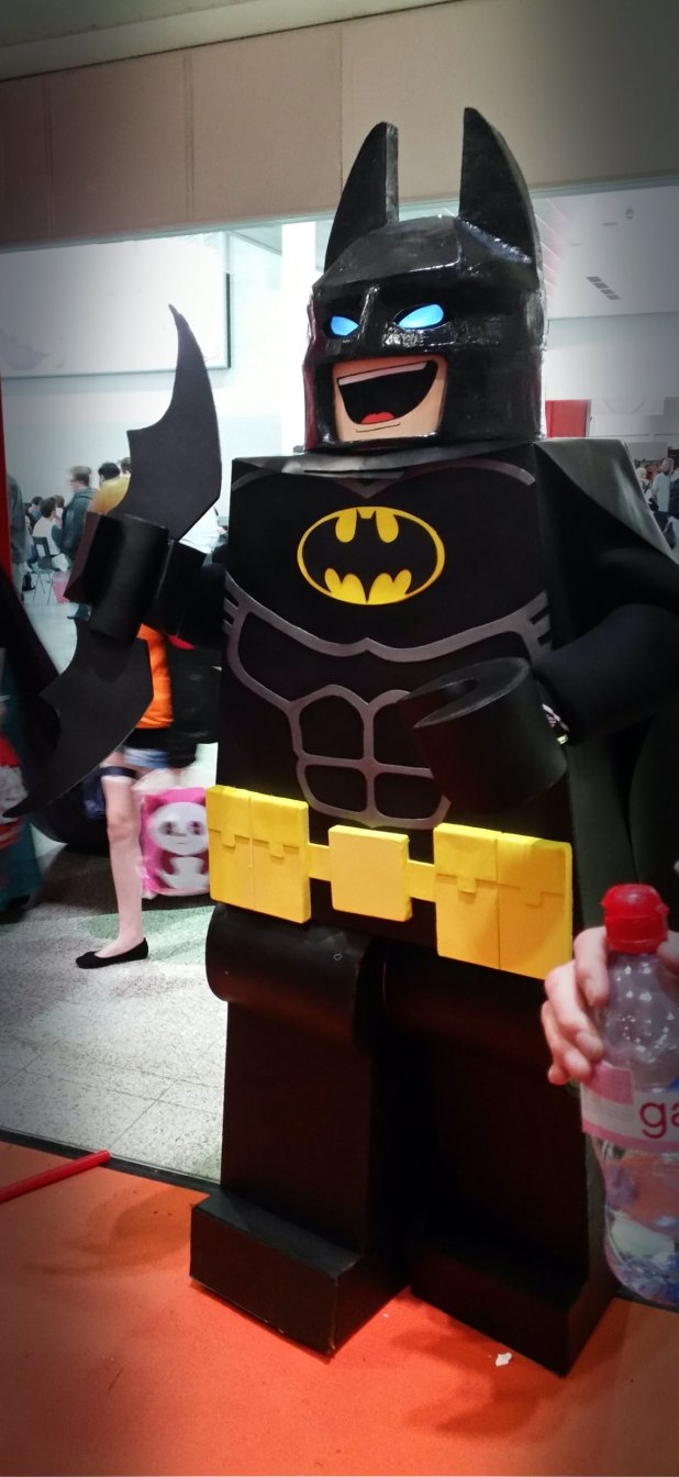 and no TOG post would be complete without 'Everything is Batman'