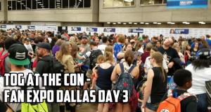 Fan Expo Dallas 2017