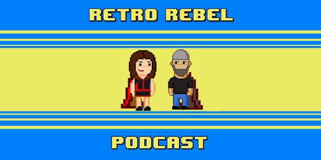 Retro Rebel Podcast – Episode 25:The Best/Worst Superhero Games