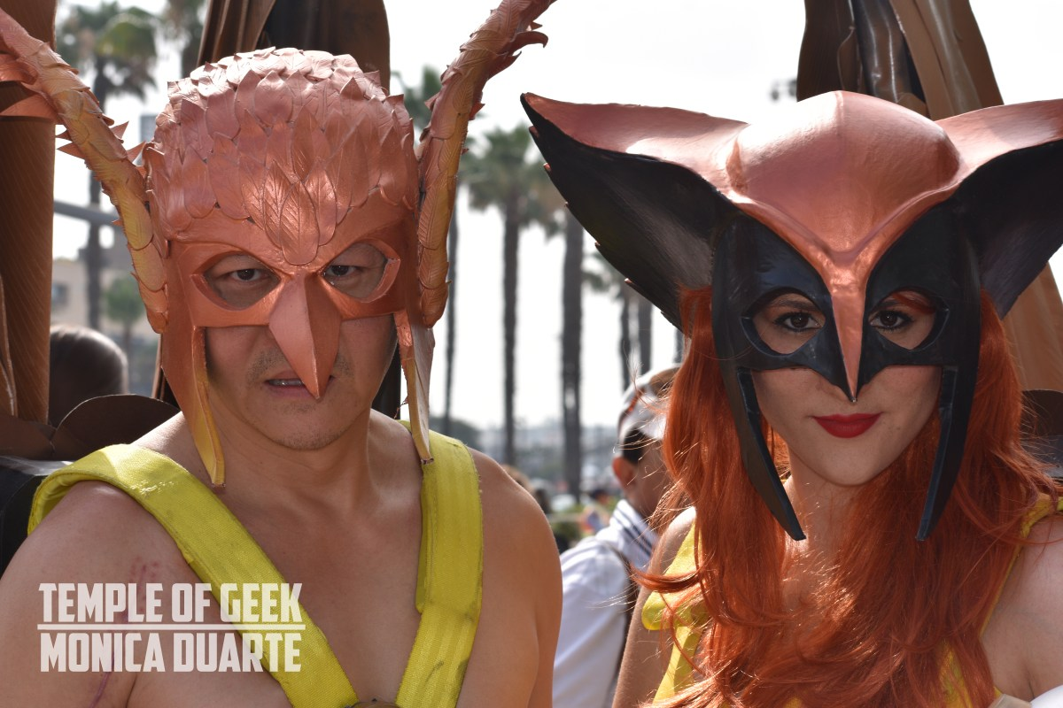 The Cosplay Of San Diego Comic Con 2017 - Thursday and Friday Edition