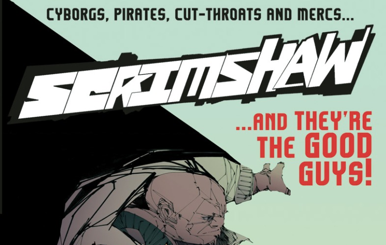 REVIEW: Scrimshaw #1 from Alterna Comics