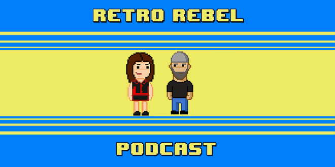 Retro Rebel Podcast – Episode 28: Use Of The M Rating and Violence In Gaming