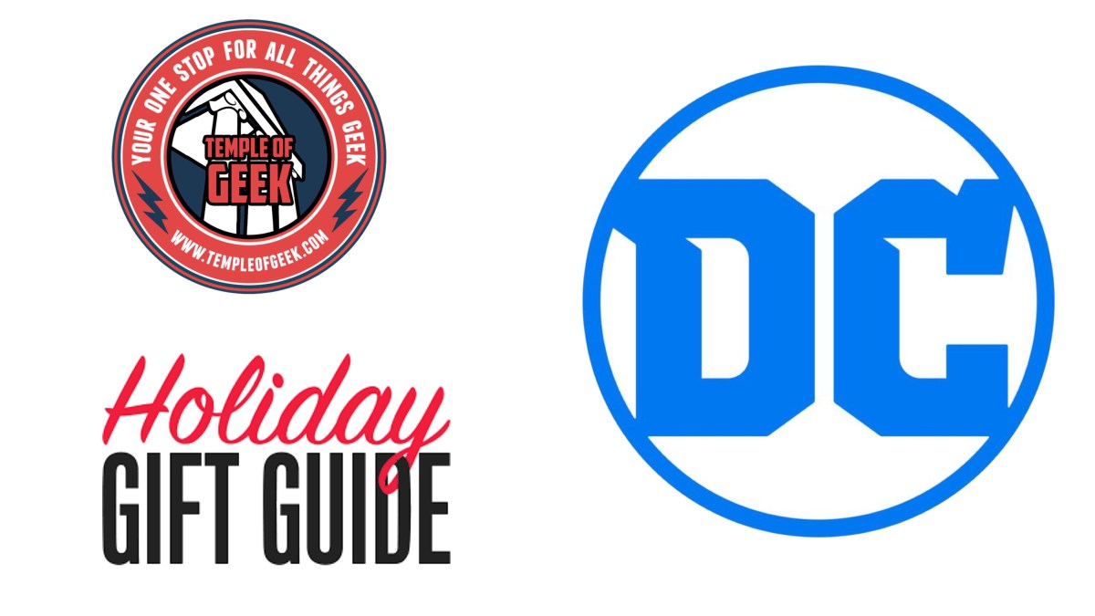 DC Gift Guide 2017