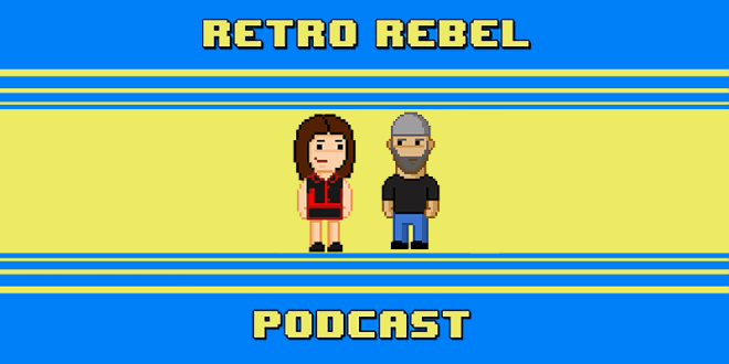 Retro Rebel Podcast – Episode 43: Let's Talk eSports