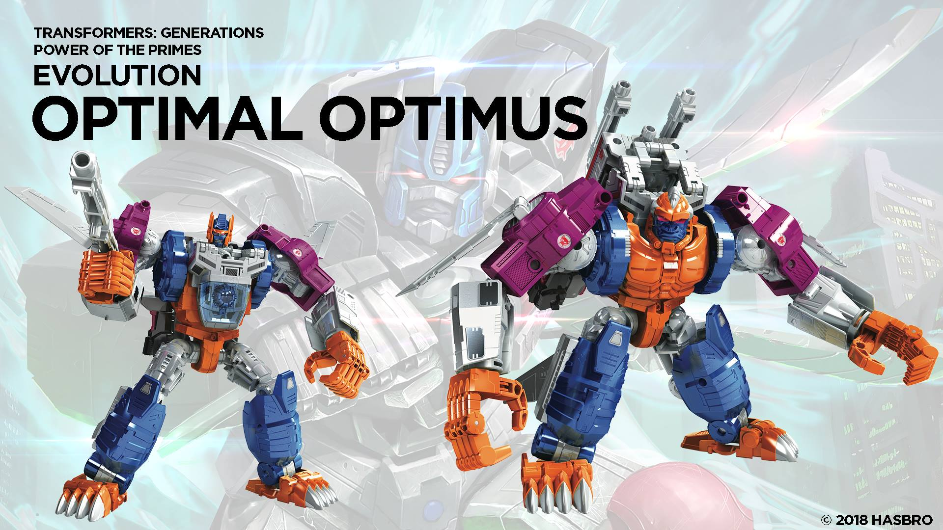 new york toy fair 2018 � transformers power of the primes