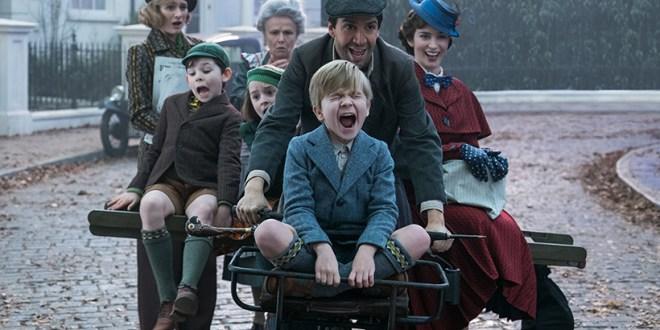 Mary Poppins Returns Teaser