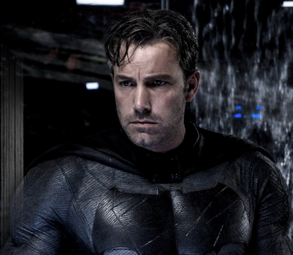 TAKE 2: SUPERHERO RESUME / BEN AFFLECK