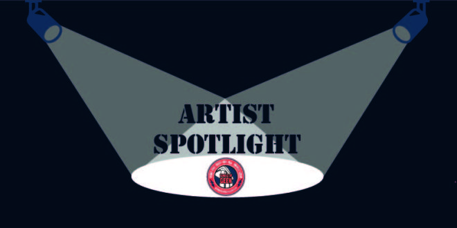 Artist Spotlight… Brandon Kenney