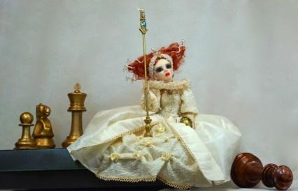 Queen Elizabeth by Bo Bergemann