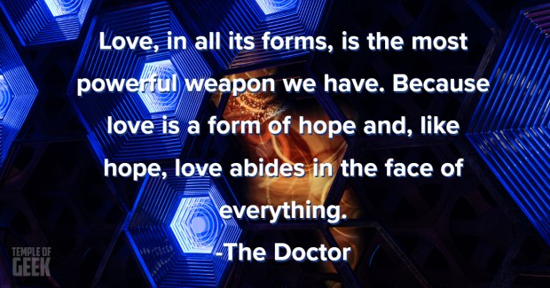 The Most Inspirational Quotes From The 13th Doctor And Friends