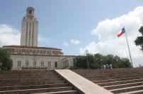 UT's campus