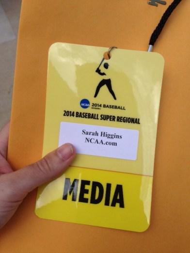 Hello, Disch-Falk Stadium! NCAA.com has arrived!