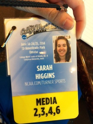 One more week of work, one more awesome credential.