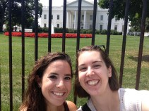 My roadtrip back to Philly included a stop in D.C. to see Jessica -- the best tour guide!