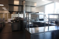 Welcome to the OTC's brand new teaching kitchen.