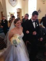 Congratulations, Caitlin and Steve!