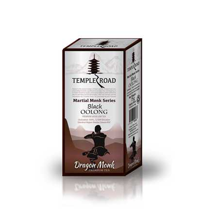 Dragon Monk Black Oolong (75g)