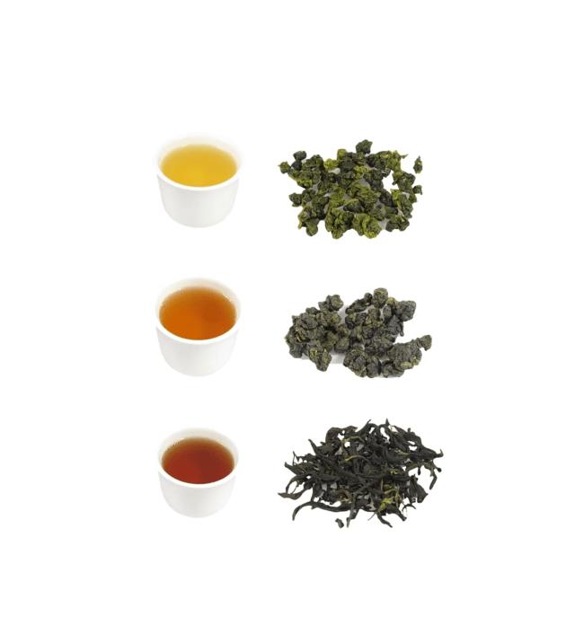 Martial Monk Oolong Tea Series – 30g SAMPLE