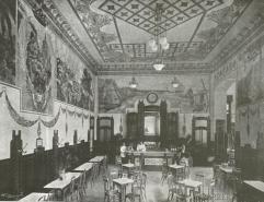 Cafetería de la Estación del Norte (1917). Marta Gregori Forés (1983). La Estación del Norte. 9