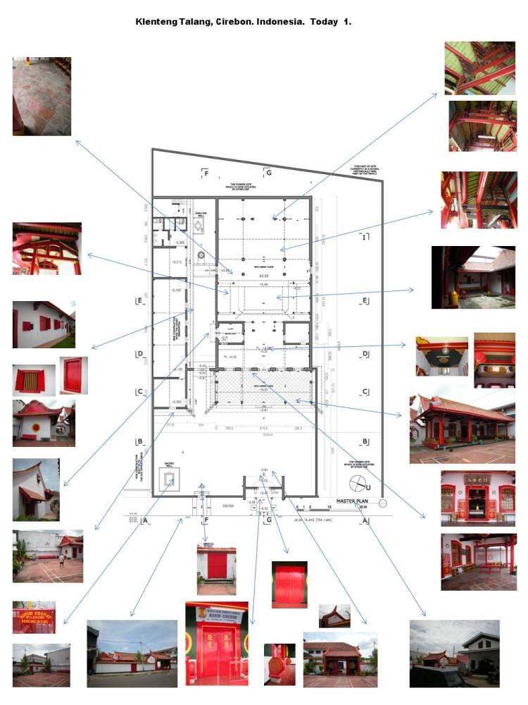 Reconstruction & preservation of Klenteng Talang, Gung Miao, Cirebon. Indonesia (2/3)