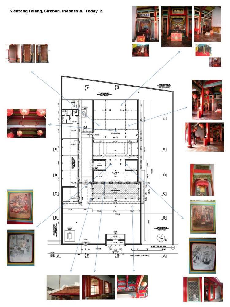 Reconstruction & preservation of Klenteng Talang, Gung Miao, Cirebon. Indonesia (3/3)