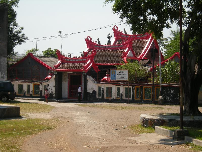 Klenteng Cirebon, Jamblang: Hok Tek Ceng Sin. As build drawings