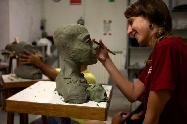 Sculpting project