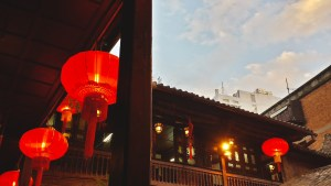 Lao Fangzi, considered one of the best Yunnanese restaurants in Kunming.