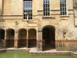 roman bath building