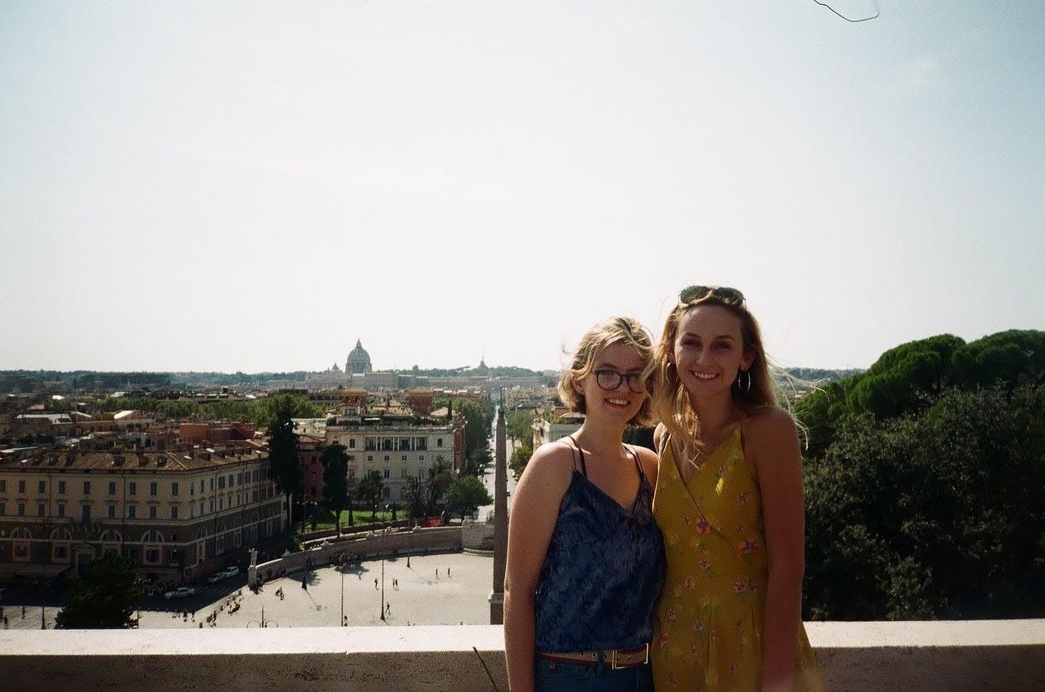 Hannah in Rome