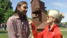 CTN's Lesley MacVane chats with Ziggy Drozdowski, Engineer, Common Kinetics