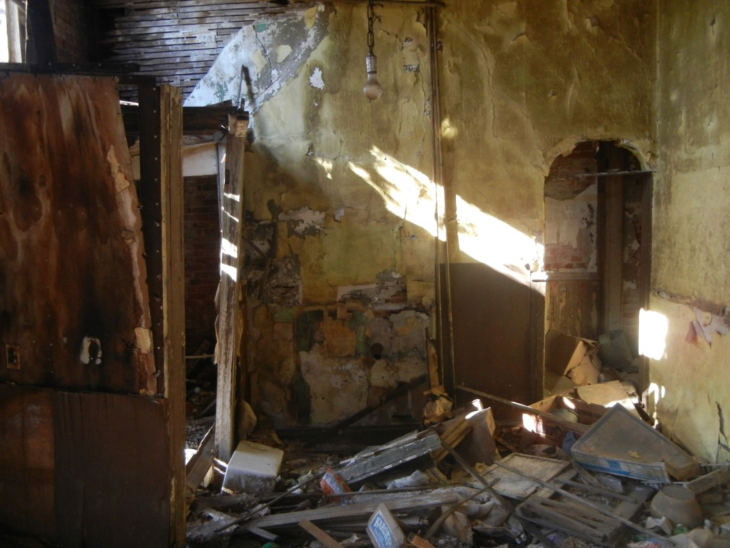 That Interval of Neglect: Undwelling on St  Louis Avenue | Temporary