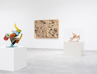 What Nerve!: Alternative Figures in American Art, 1960s to the Present at Matthew Marks Gallery