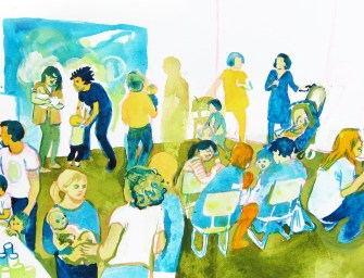 Who Cares for Whom? Parenthood in the Creative Community