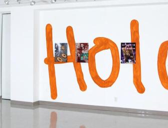 """Holding: Democracy, Play and the Public in Erin Hayden's """"Hold Me"""" at UIS Visual Art Gallery"""
