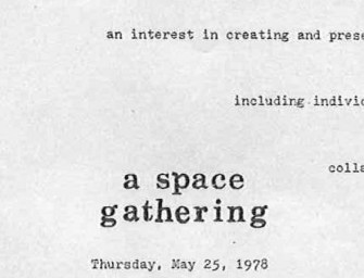 SPACES at 40 Years