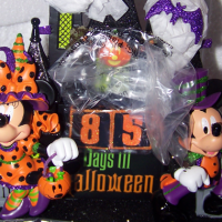 Win a Disney Parks Halloween Countdown Statue