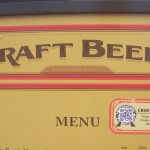 Craft Beer Station at Food and Wine Festival